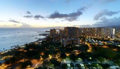 Trump Tower Waikiki Sunset Penthouse 3D Model