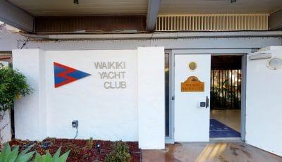 Waikiki Yacht Club 3D Model
